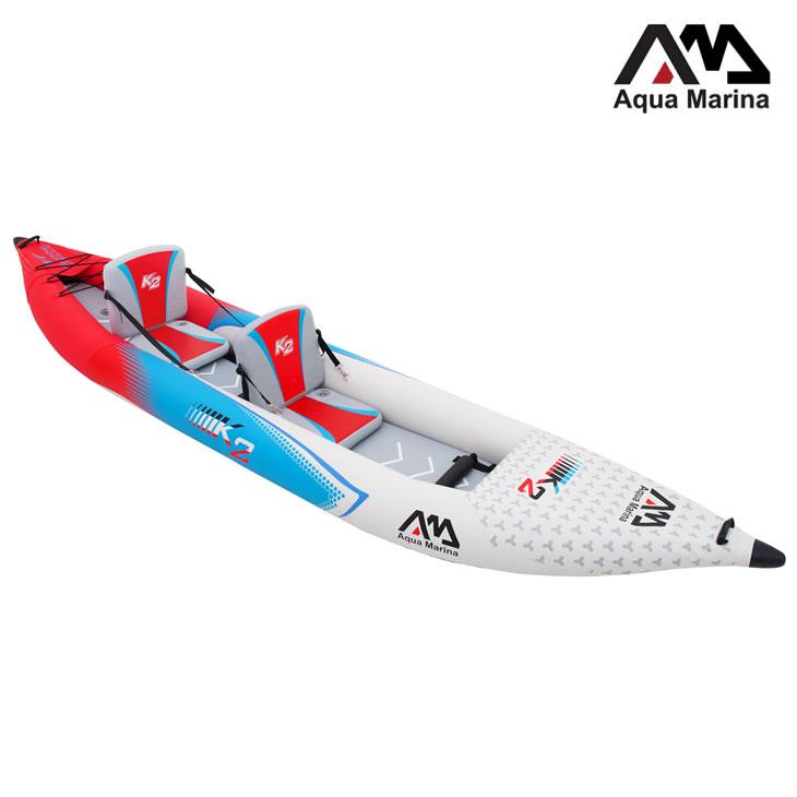 カヤック ゴムボート ビニールボート インフレータブル 2人乗り AQUA MARINA (アクアマリーナ) ベッタVT カヤック