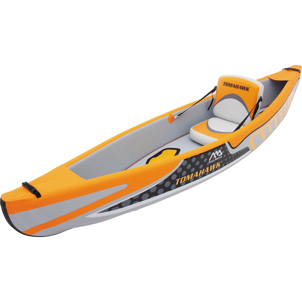 カヤック ボート インフレータブル 1人乗り AQUA MARINA (アクアマリーナ) トマホーク カヤック インフレータブル 1人乗り