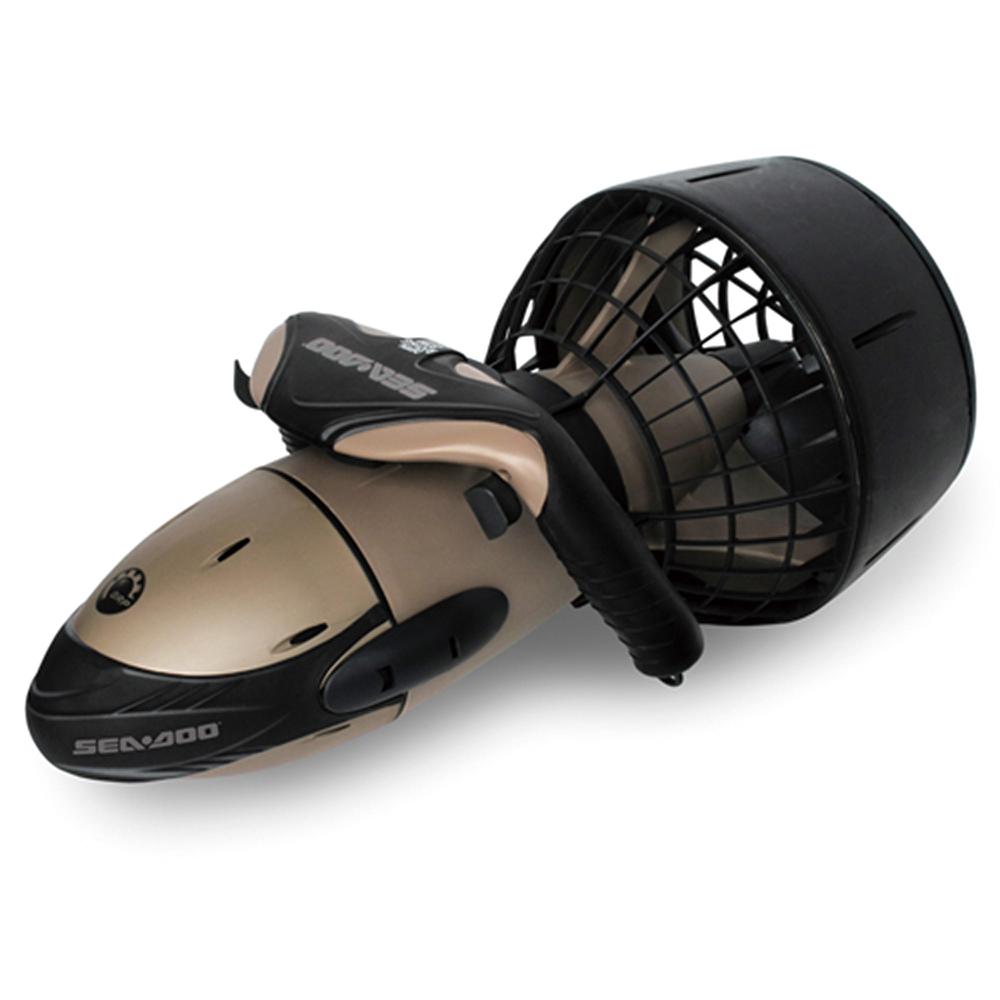 シュノーケル 潜水 ダイビング SEA-DOO (シードゥ) シースクーター VS スーパーチャージャー プラス