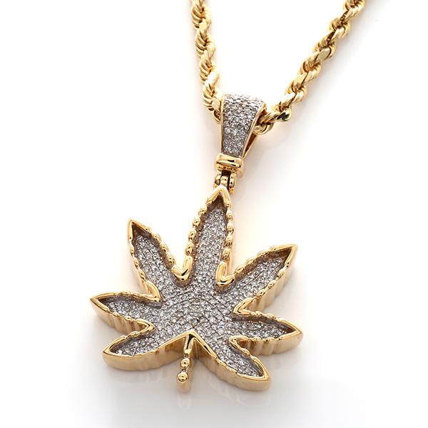 ダイヤモンド(0.50ct) 10K イエローゴールドペンダントヘッドSC5935Y