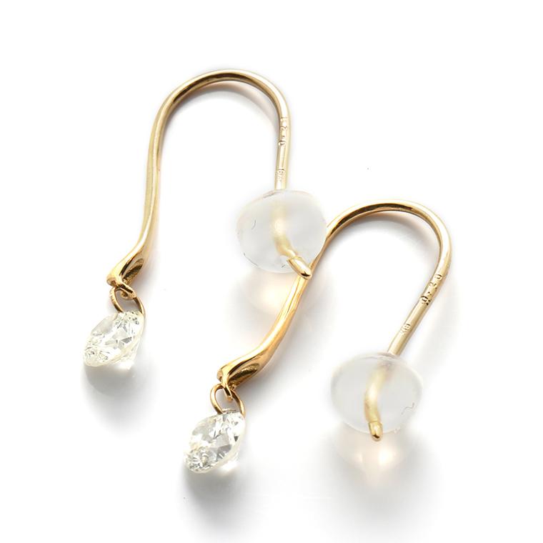 ダイヤモンド 18K イエローゴールドペアピアス0.20ctLAJ18 HPJ-0026※表示はペア価格です。 SJ19 XJ19
