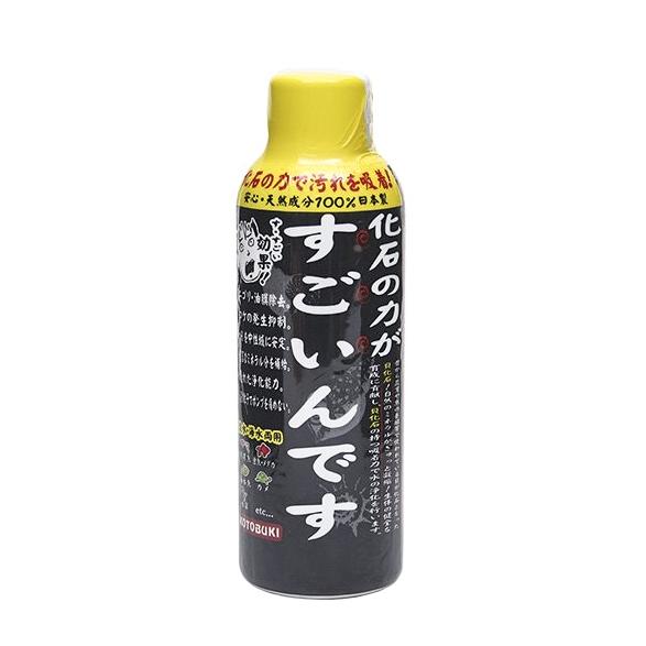 人気 寿工芸株式会社 流行のアイテム 化石の力がすごいんです 150ml 調整剤 バクテリア