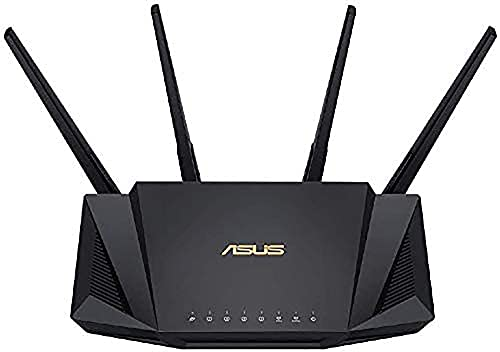 <title>ASUS WiFi 無線 ルーター WiFi6 新作続 2402+574Mbps デュアルバンド RT-AX3000 メッシュ機能付 3階建 4LDK PS5 Nintendo Switch iPhone and</title>