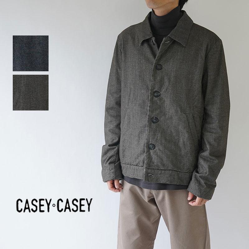 【60%OFFセール!】CASEY CASEY / ケイシーケイシー / JP BLOUSON / 13HV211