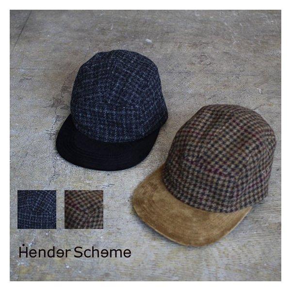 エンダースキーマ / Hender Scheme / キャップ / ツイードジェットキャップ / fl-c-jct