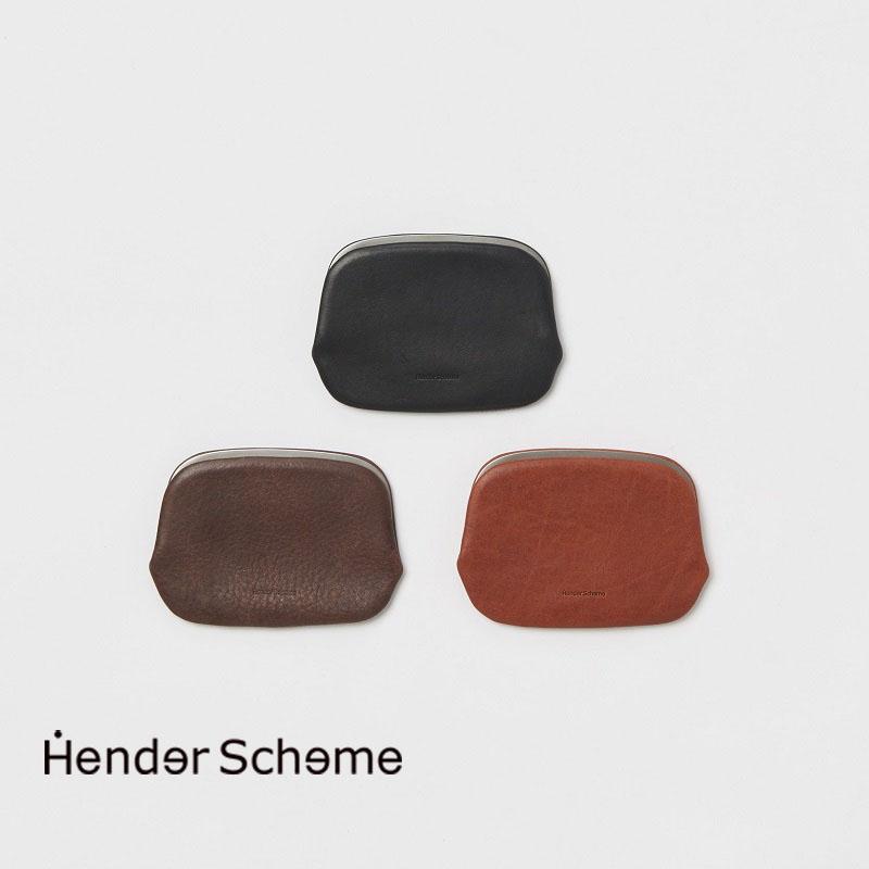 エンダースキーマ / Hender Scheme / 財布 / snap purse big / is-rc-spb