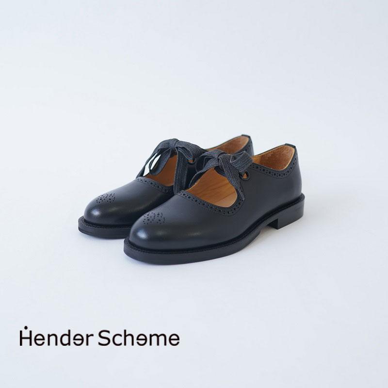 エンダースキーマ / Hender Scheme / rat hole / 靴 / レザーシューズ / is-s-rhl
