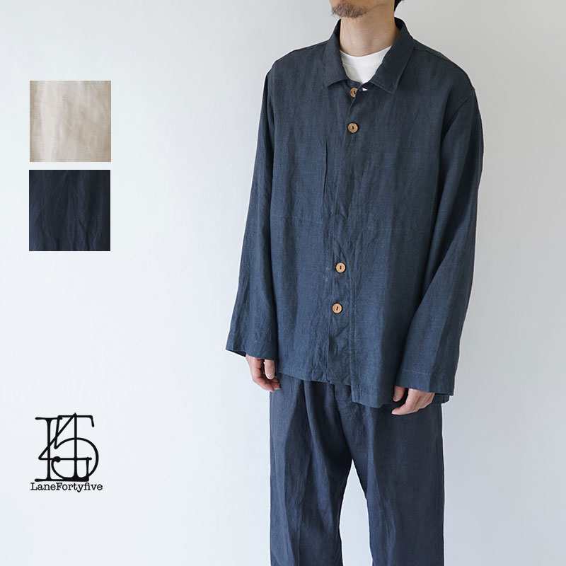 LANE FORTY FIVE / レーン45 / 2019SS / SUMMER OVERSHIRT / M504TH