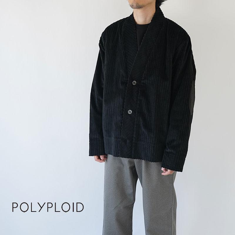 POLYPLOID / ポリプロイド / CARDIGAN C / 19FW-05-C