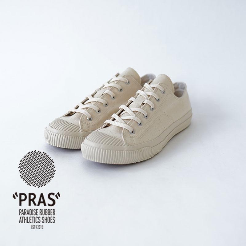 PRAS / スニーカー / シェルキャップロウ / SHELLCAP LOW / KINARI x OFF WHITE