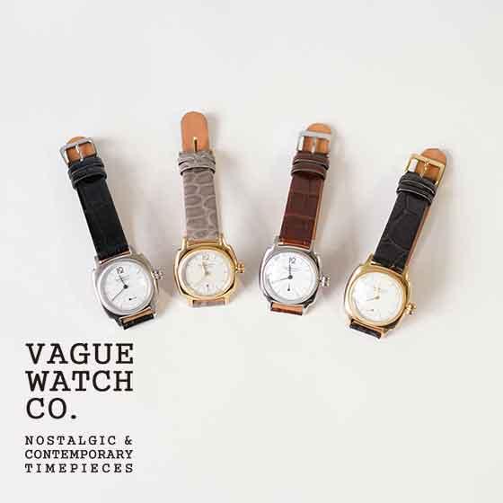 ヴァーグウォッチ / VAGUE WATCH Co. / 腕時計 / COUSSIN 12 / CO-L-012SS