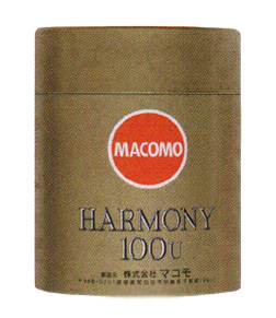 ■マコモハーモニー100U 260g【送料無料】