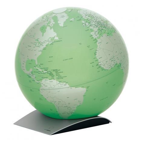 再入荷 予約販売 アトモスフィア 地球儀 キャピタルキュー イタリア製 ミント 送料無料 在庫一掃