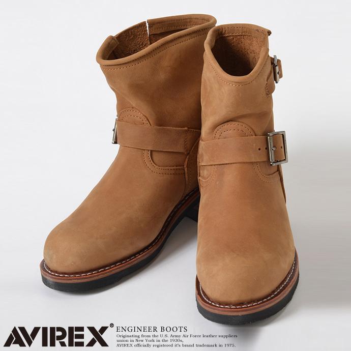 AVIREX 公式通販|エンジニアブーツ ホーネットENGINEER BOOTS HORNET 22~29cm