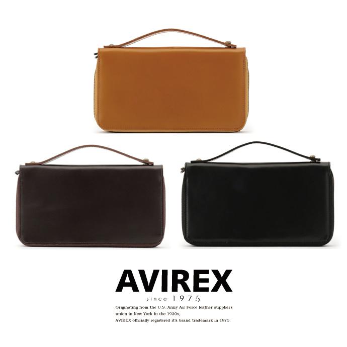 AVIREX 公式通販 | レザーオーガナイザー/LEATHER ORGANIZER/AVX1809【送料無料】