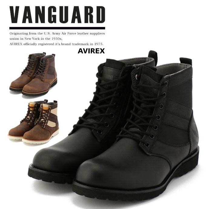 AVIREX 公式通販 | avirex/ アヴィレックス / VANGUARD/ ヴァンガード/ レインシューズ 25~29cm晴雨兼用【送料無料】