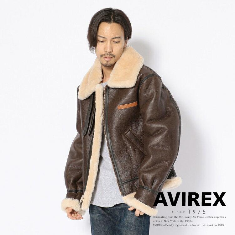 AVIREX 公式通販 | B-3 USA/ B3 ユーエスエー【送料無料】(アビレックス アヴィレックス)メンズ 男性