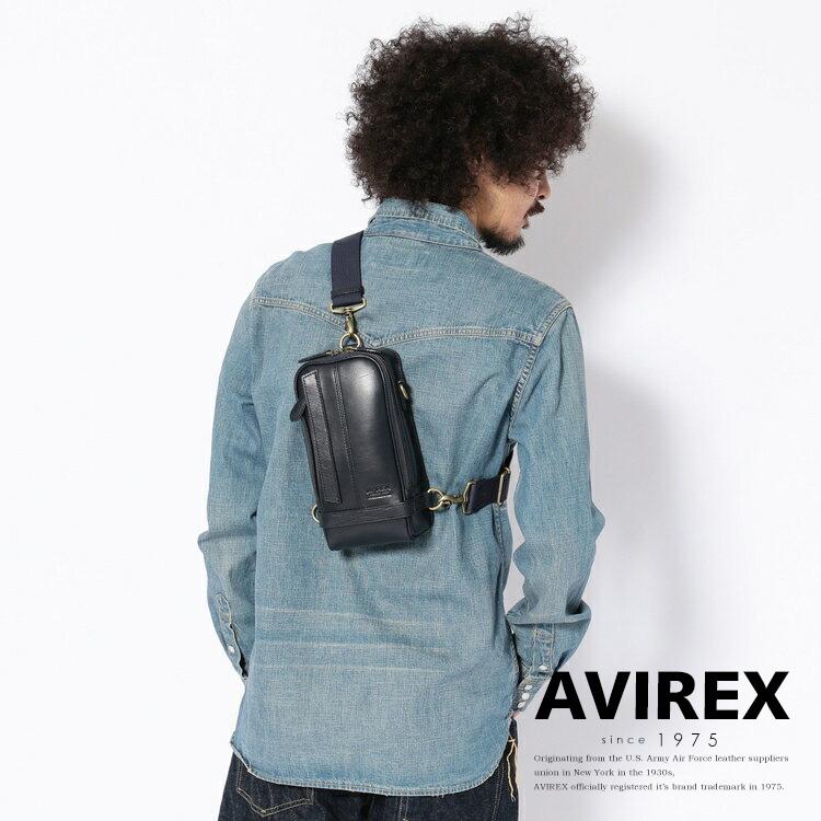 AVIREX 公式通販   ブルト ミニショルダーバッグ/AVIREX/アヴィレックス(アビレックス アヴィレックス)メンズ 男性 レディース 女性 ユニセックス 男女兼用
