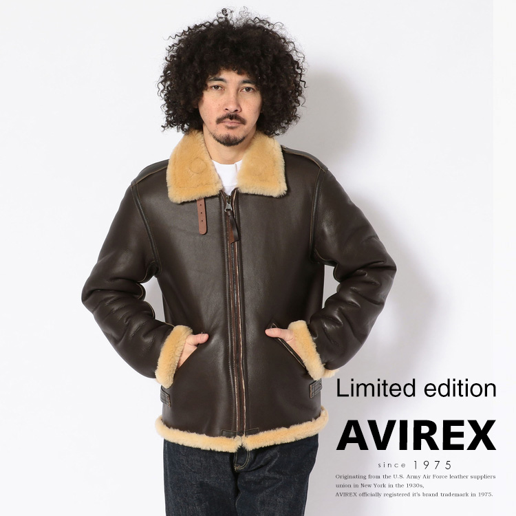 AVIREX 公式通販 | 【直営店限定】タイプ B-6 ジャケット/TYPE B-6 JACKET(アビレックス アヴィレックス)メンズ 男性