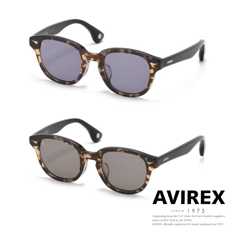 AVIREX 公式通販 | サングラス AR702 BCF【送料無料】(アビレックス アヴィレックス)メンズ 男性 レディース 女性 男女兼用 ユニセックス