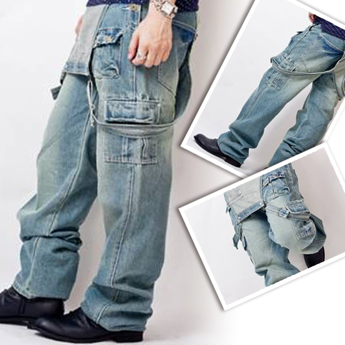 f2d673446834f avril: The limited at half price coupon is distribution 2019 during a 2way  salopette overall popularity cargo men denim denim underwear discoloration  ogre ...