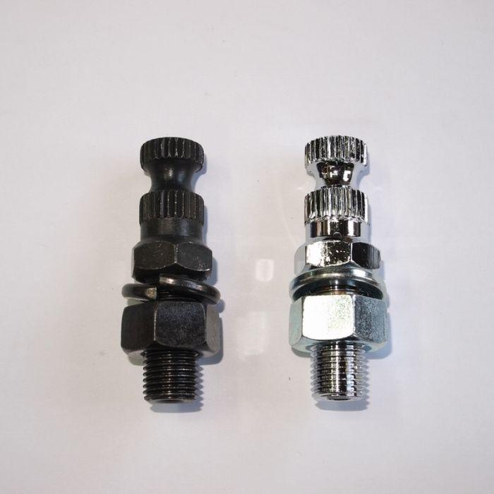 期間限定で特別価格 CGC:シージーシー 正規品 CGC シージーシー ウインカーステー セール特別価格 M12x30 4本入 メッキ 汎用