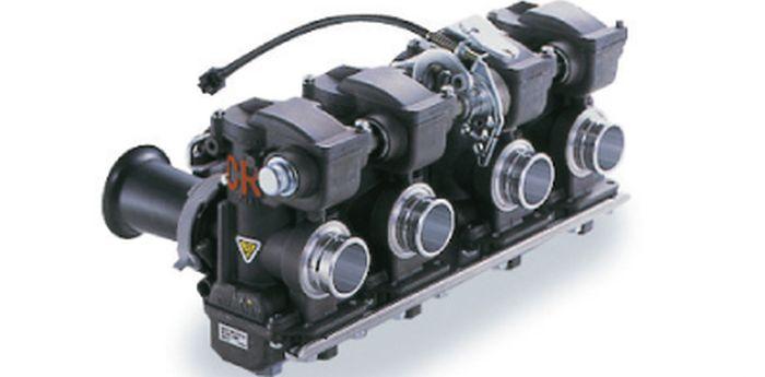 KEIHIN:ケイヒン 受注生産 注文後約2-3ヶ月 正規品 KEIHIN ケイヒン JB メイルオーダー ブラックアルマイト仕様 爆買い新作 POWER CR29φ N キャブレターKIT FZ400R
