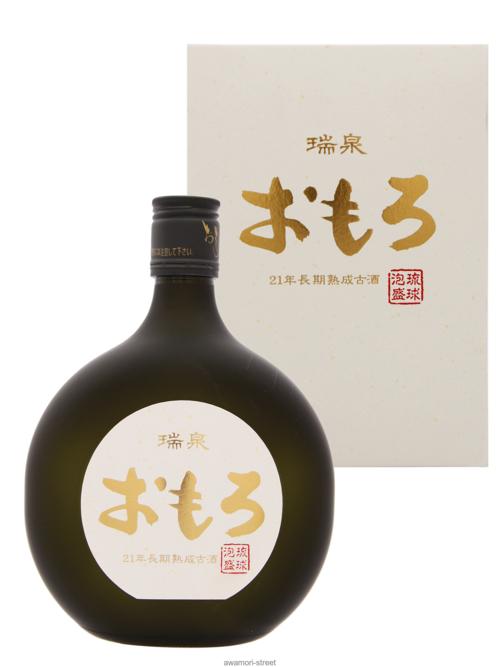 泡盛 瑞泉酒造 / 瑞泉 おもろ 21年古酒 35度,720ml