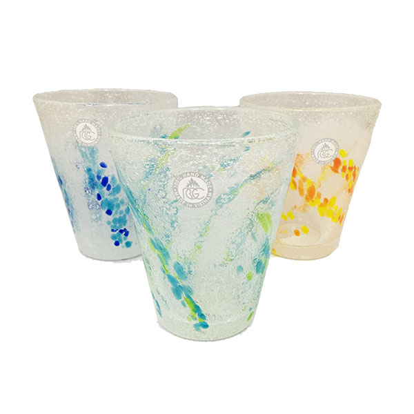 さまざまな場面で使いやすいフリーグラス 泡うりずんぐらすS 各3色 ウイスキーグラス コーヒーグラス 退職 OUTLET SALE 祝い ショッピング 芋焼酎グラス お酒グラス 琉球 かわいい 結婚祝い 日本酒グラス グラス オシャレグラス プレゼント 沖縄グラス