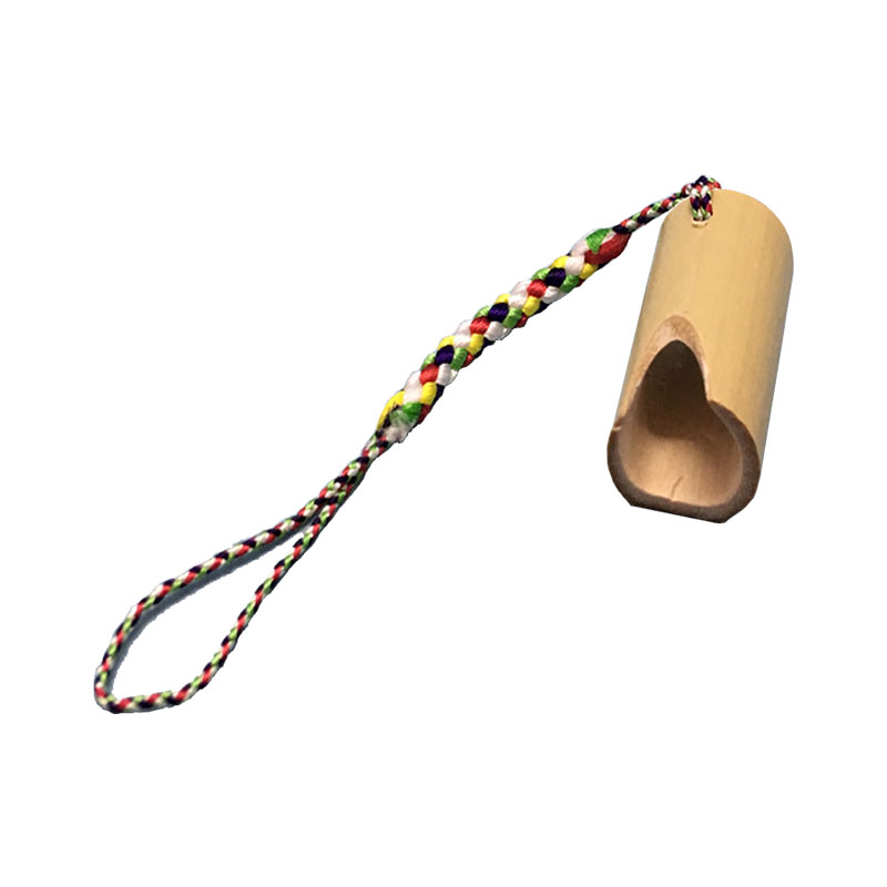 エイサー 甲子園 応援グッズ ホイッスル 笛 簡単 琉球指笛(縦) 竹笛