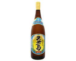 海外 生産量がわずかな為 手に入りにくい泡盛です 泡盛 父の日 沖縄 焼酎 敬老の日 泡盛の日 1升瓶 1800ml くめじま 米島酒造 久米島 最安値に挑戦 43度 一升瓶 よねしま