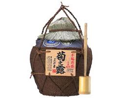 【泡盛】【古酒】菊の露 5升壷 40度/9000ml 【琉球泡盛_CPN】_古酒