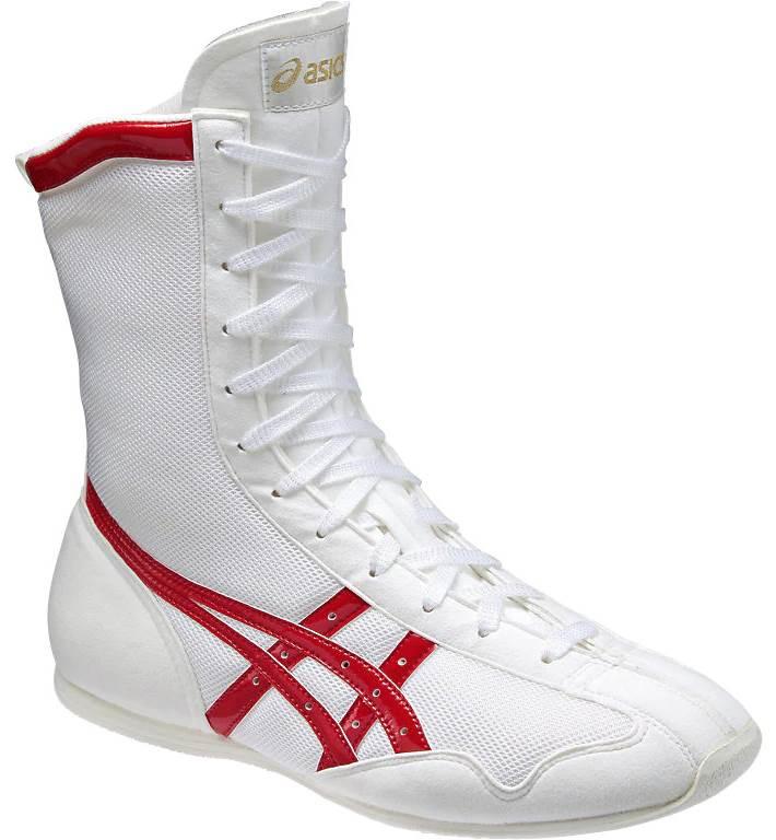 【送料無料】【アシックス asics】【シューズ 靴】 TBX704 FWソノタ BOXING シューズ メンズ・ユニセックス ボクシングMS ホワイト×レッド 0123