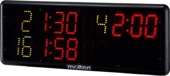 【送料無料】【2020年モデル】【molten モルテン】 HSTDP オールスポーツ 設備・備品 表示盤 [200411]