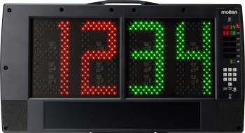 【送料無料】【2020年モデル】【molten モルテン】 QF0030 サッカー 設備・備品 電光式選手交代ボード [200411]