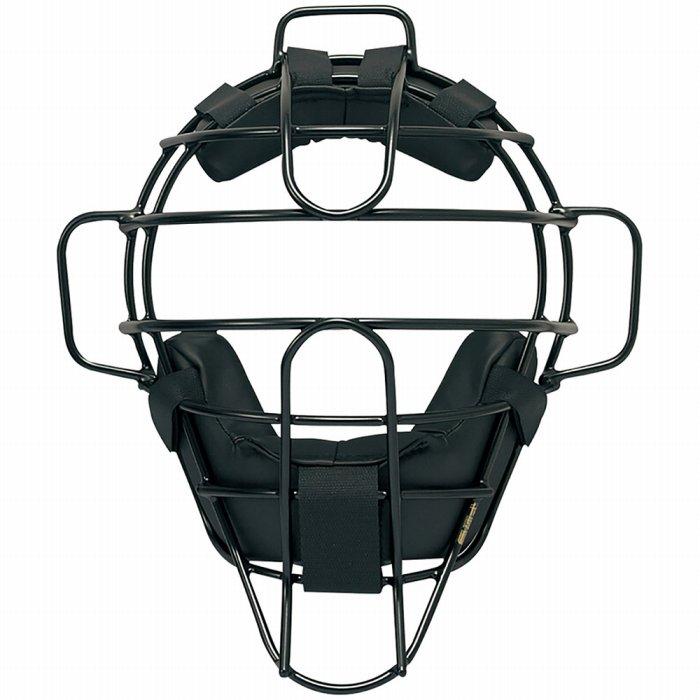 【送料無料】【SSK エスエスケイ】【2021年春夏モデル】【プロテクター】 野球 硬式用審判用チタンマスク SSK-UPKM710S (90) ブラック メンズ・ユニセックス [210319]