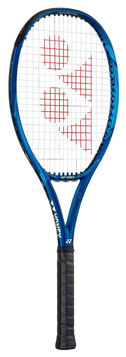 【送料無料】【2020年春夏モデル】【YONEX ヨネックス】 06EZ100 テニス ラケット Eゾーン 100/EZONE 100 ディープブルー 566[200305]