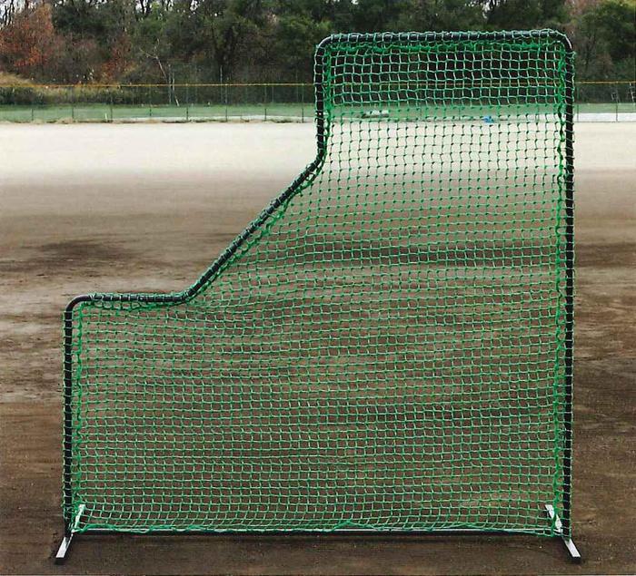 【送料無料】【ユニックス UNIX】【設備・用具】野球 バッティング用ネット(硬式対応) 投手用防球ネット BX84-61 BX8461