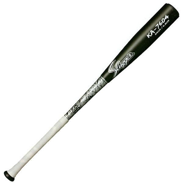 【送料無料】【久保田スラッガー クボタ】【バット】野球 ベースボール 軟式用FRP製バット 84cm トップバランス BAT-88 ブラック×シルバー 【smtb-k】【kb】