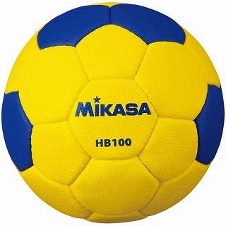 【MIKASA ミカサ】【ボール】 ハンドボール(1号球) 検定球 小学生用 ジュニア HB100[メール便不可]