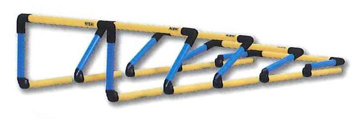 【送料無料】【NISHI ニシスポーツ】【陸上競技用品】トレーニング アジャスタブルハードルミニ  T7112S
