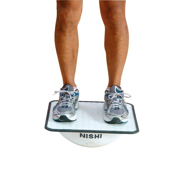 【送料無料】【NISHI ニシスポーツ】【トレーニング用品】 バランスボード T7801 [200409]