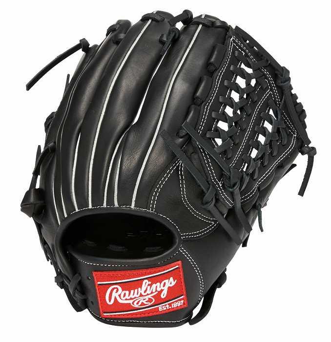 【送料無料】【Rawlings ローリングス】【グラブ グローブ】野球 軟式用 HYPER TECH R2G ハイパーテック[オールラウンド用]  GRXHTN62 B ブラック [200221][刺繍可]