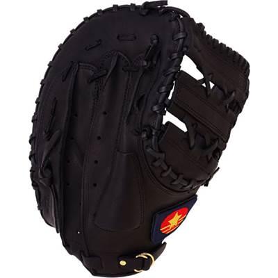 【送料無料】【ユニックス UNIX】【グラブ グローブ】野球 ソフト用ファーストミット 一塁手 BF80-67 ブラック [200421]