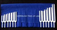 カバラ 生命の樹 チューナー セット