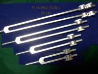 骨(筋肉・靭帯・腱) チューナー 25Hz・50Hz・100Hz・200Hz 4本セット ウェイトタイプ