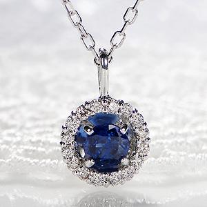 K18WG ダイヤモンド & カラーストーン ネックレス可愛い 人気 取り巻き ジュエリー ペンダント ゴールド ホワイトゴールド ダイヤ ネックレス ブラックダイヤ ルビー サファイア 一粒 代引手数料無料 送料無料 品質保証書 プレゼント