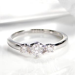 ファッション ジュエリー アクセサリー レディース 指輪 リング ダイアモンド プラチナ  Pt900 ハードプラチナ 6本爪 代引手数料無料 送料無料 品質保証書 婚約 結婚 エンゲージリング 4月誕生石 プレゼント