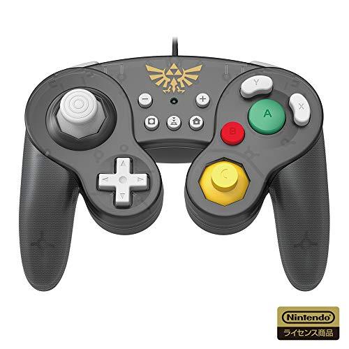 任天堂ライセンス商品 ホリ クラシックコントローラー for Nintendo Switch対応 売買 Switch 半額 game ゼルダ video
