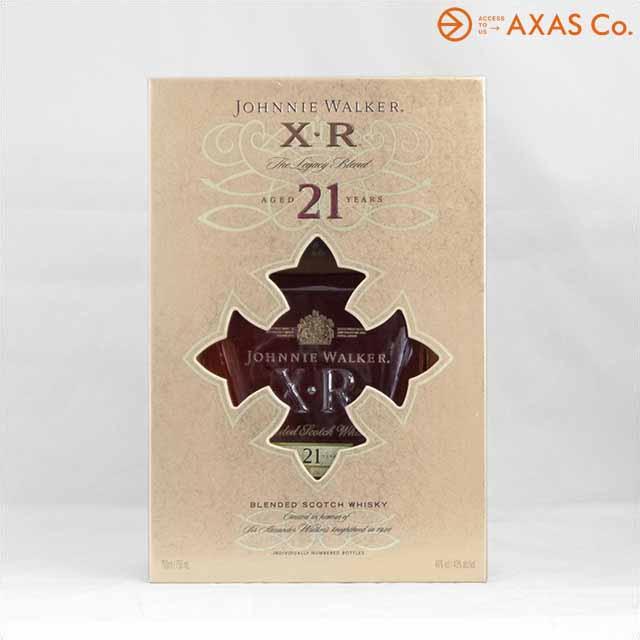 ジョニーウォーカー XR 21年 750ml